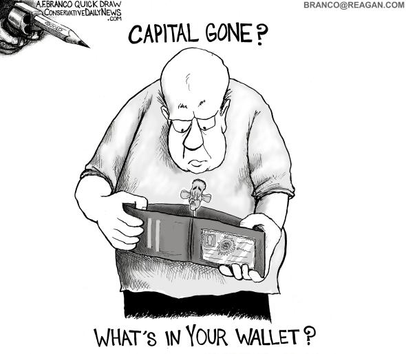 Capital Gone