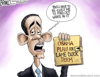 Lame Duck Plan