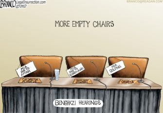 More Empty Chairs