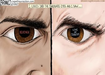 In the Eyes