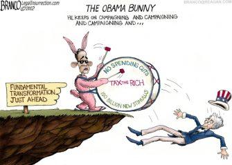 Obamagizer Bunny