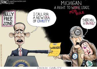 Crony Civility
