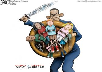 Branco Cartoon – Shield of Kids