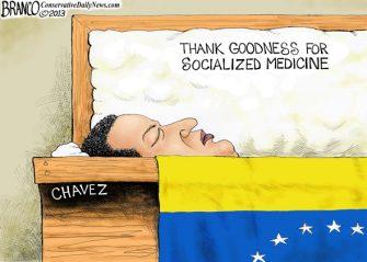 Chavez, Good Bye