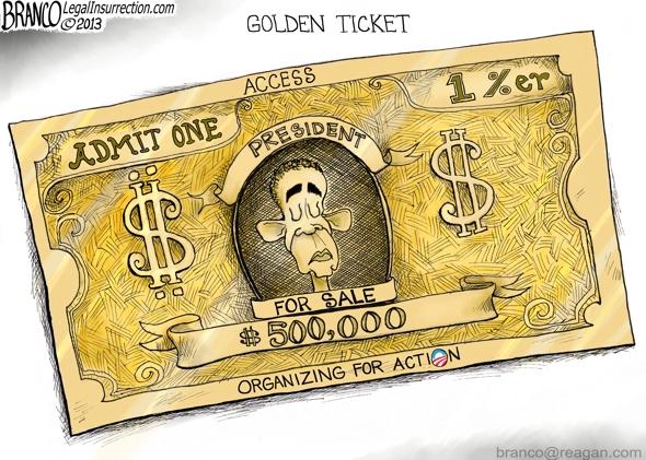 Goldden Ticket 590 LI