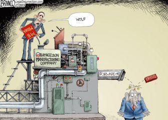 Manufacturing Crisis