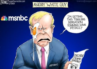 Hard Boild with Chris Matthews (Featured on Fox News Watch)