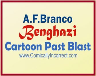 Benghazi Cartoons Past Blast