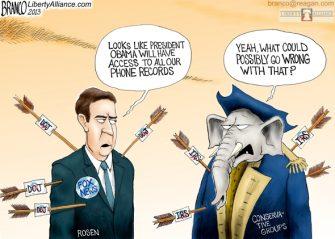 Obama Data Mining US