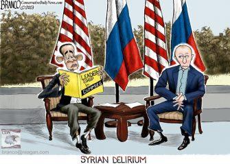 Syrian Delirium