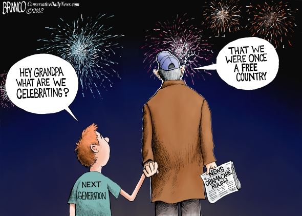 Once Free 4th of July