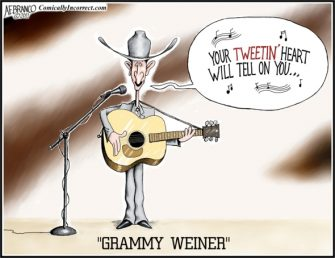 Grammy Weiner ( Anthony Weiner )