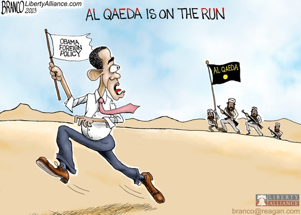 Al Qaeda On The Run