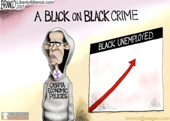 It's A Crime (Black on Black Crime)