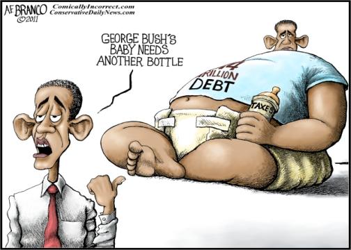 Obama Debt