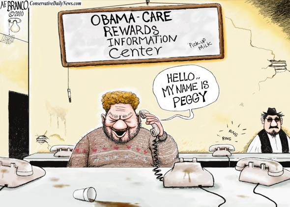 Obama-care Rewards