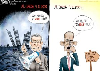 Change Ya Can't Believe In (Al Qaeda 911)