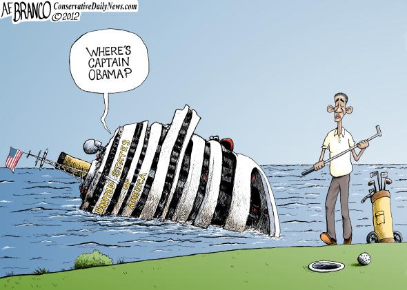 Where's Obama