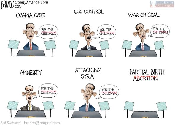 Obama for the Children