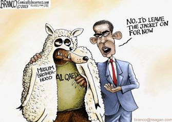 Muslim Brotherhood Sheep's Clothing