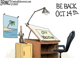A.F.Branco On Vacation