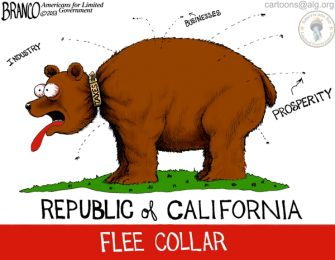Businesses Fleeing California