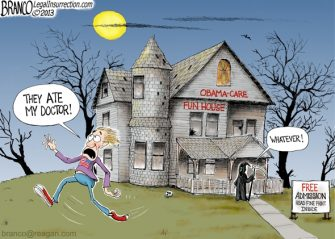 Obama-scare at HealthScare.gov
