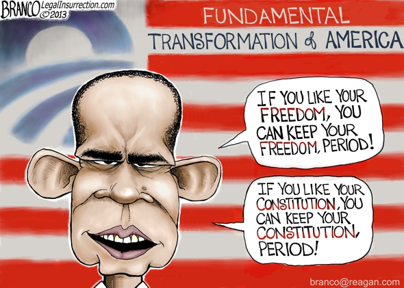 Obama Broken Promises
