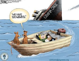 Fleeing the Obama Ship