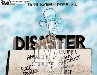 Friday Past Blast – Most Transparent President Ever