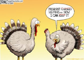 Presidential Turkey Pardon