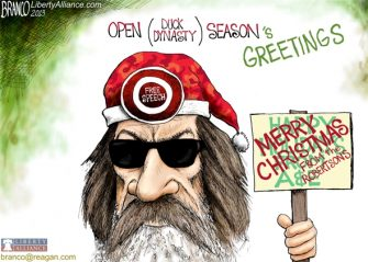 War on Christmas and Duck Dynasty