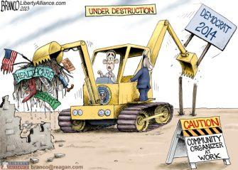 America Under Destruction