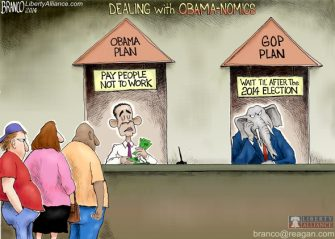 Dealing with Obama-nomics