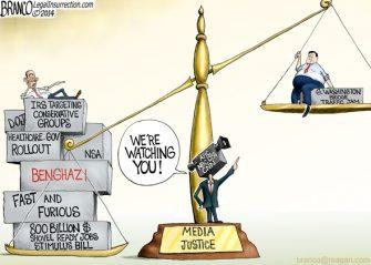 Media Bias for Christie