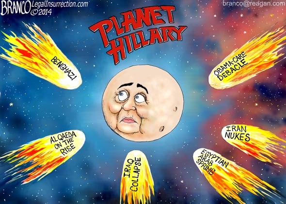 Planet Hillary Clinton