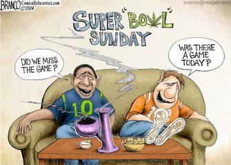 """Super """"Bowl"""" Sunday 2014"""
