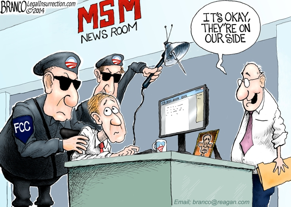 FCC Monitoring the Media