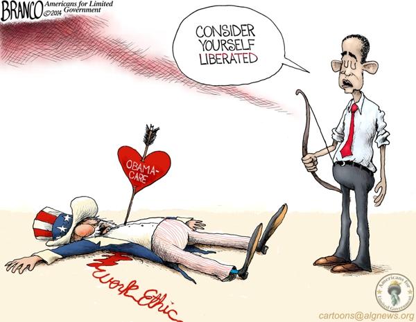 CBO Obama-care Jobs