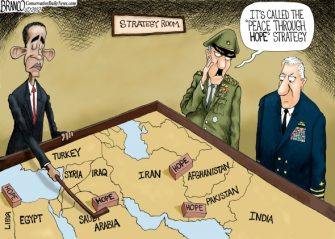Friday Past Blast – Obama Foreign Policy