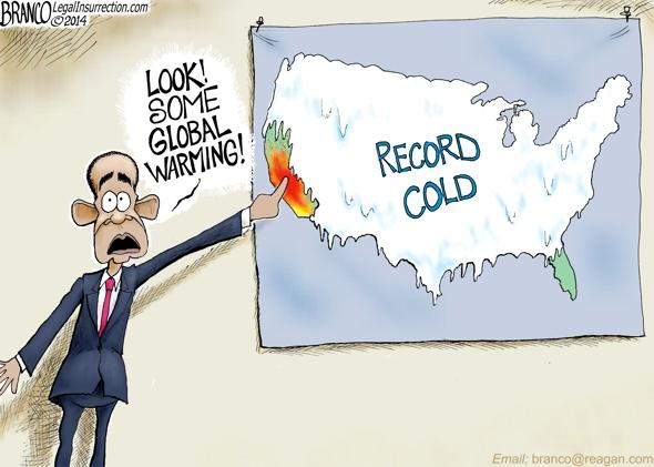 Global Warming Obama