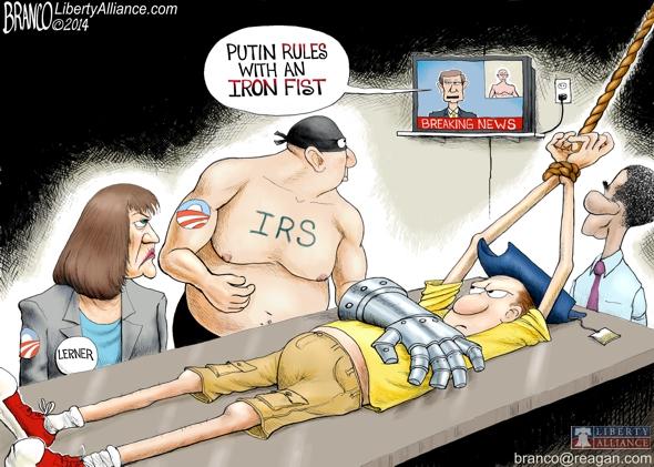Iron Fist cartoon
