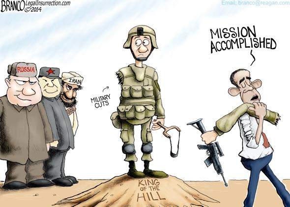 Obama Military Cuts