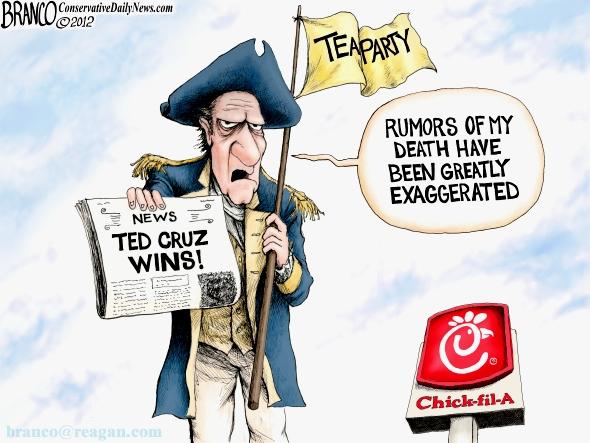 Tea Party is Dead