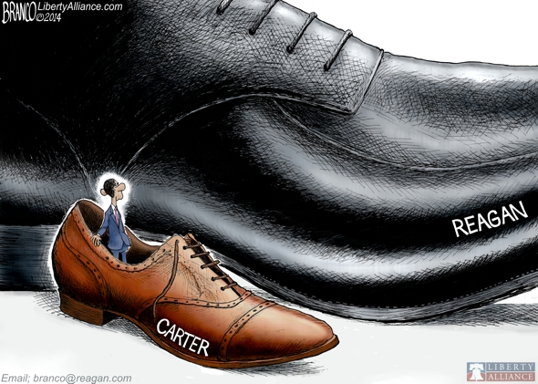 Obama Presidential Shoes to Fill