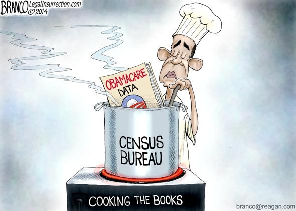 Obamacare Census Bureau