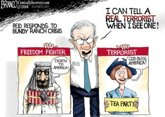Reid knows Terrorist