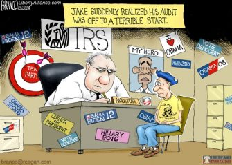 IRS Sticker Shock
