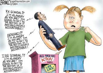 Obama All Talk
