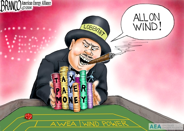 Wind Power Lobbyist